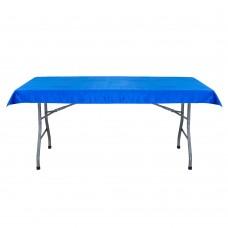 Наперон прямоугольный синий 1,9*0,9м