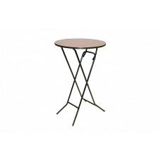 Стол коктейльный 0,6*1,1м